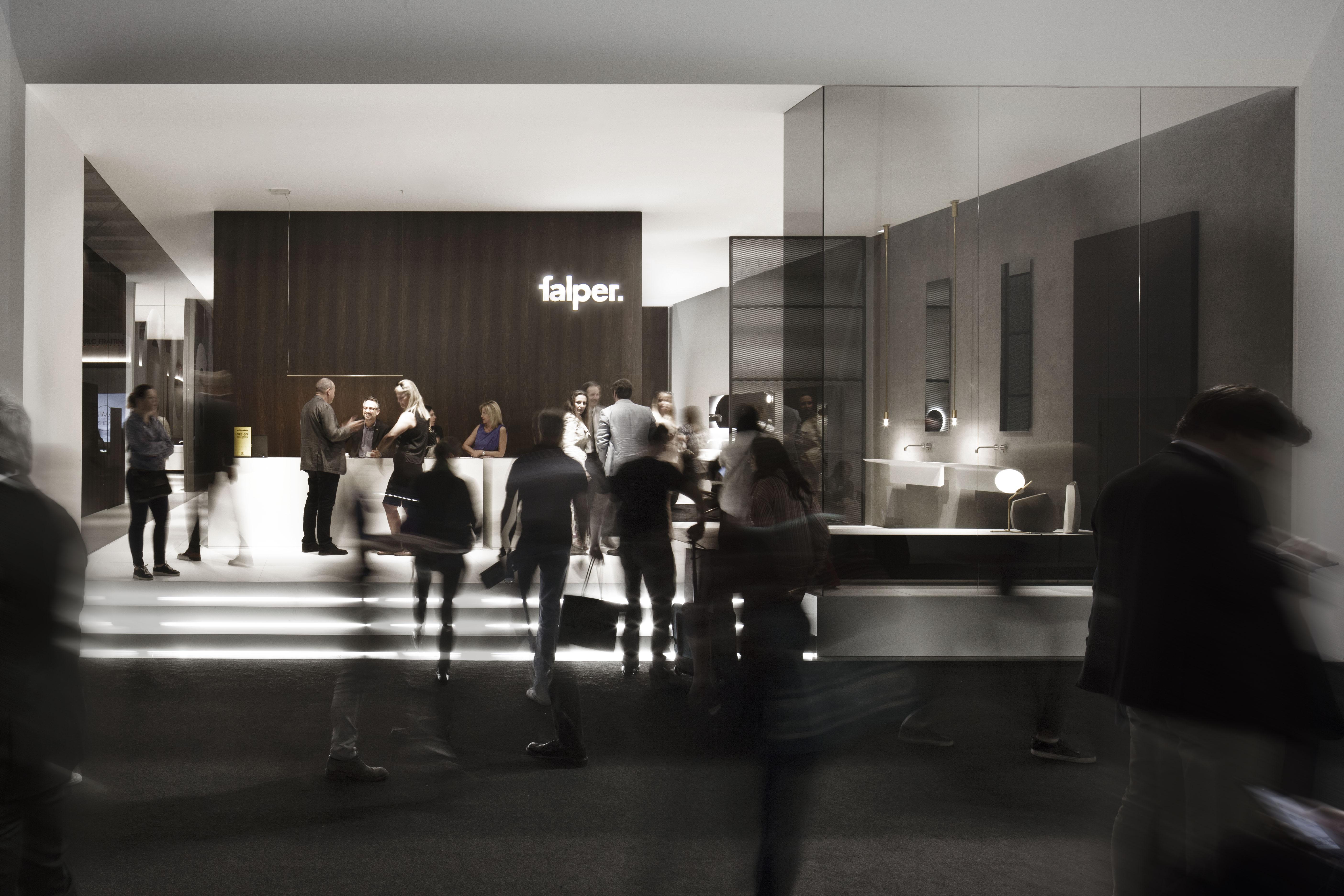 Salone del mobile 2018 falper for Salone veneto del mobile